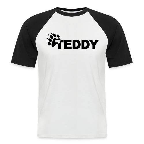 Teddy baseball - Men's Baseball T-Shirt