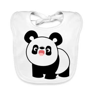 Cute Cartoon Singing Panda by Cheerful Madness!! Accessories