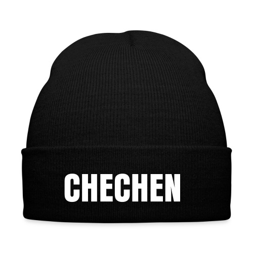 Chechen Republic snow cap - Winter Hat