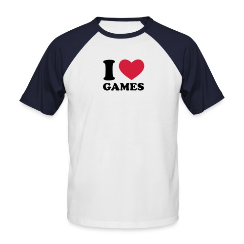 Player shirts - Miesten lyhythihainen baseballpaita