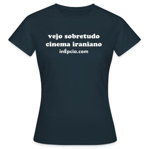 cinema iraniano - Women's T-Shirt