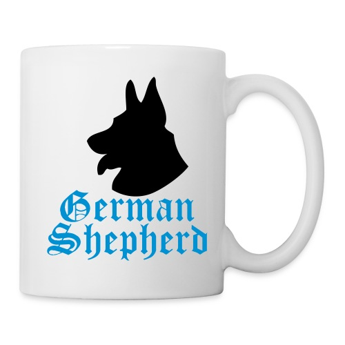 German Shepherd Mug - Mug