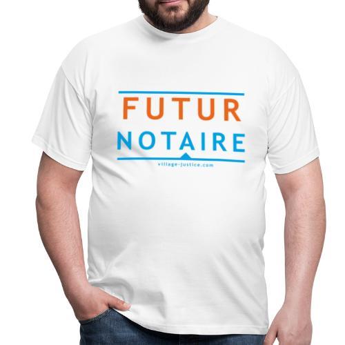 Futur Notaire - T-shirt Homme