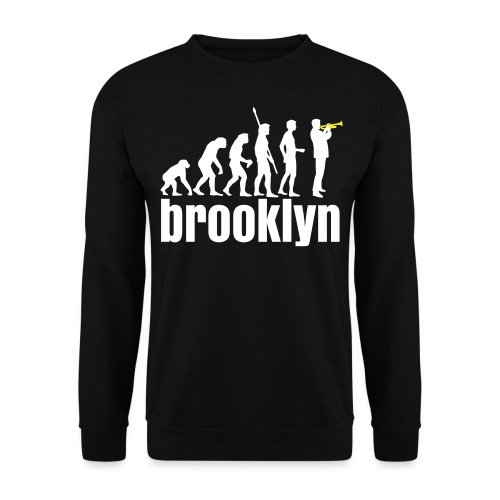 Brooklyn Trumpet Sweater - Men's Sweatshirt