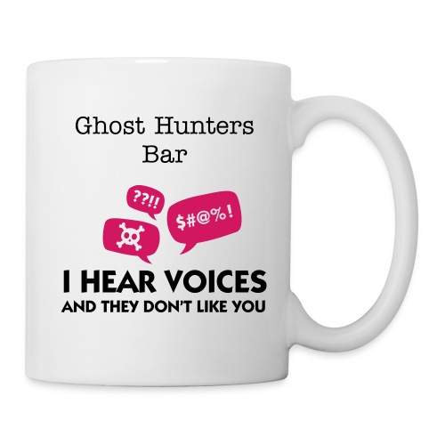 Ghost Hunters Bar Official Mug - Mug