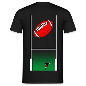 t-shirt rugby sport - T-shirt Homme