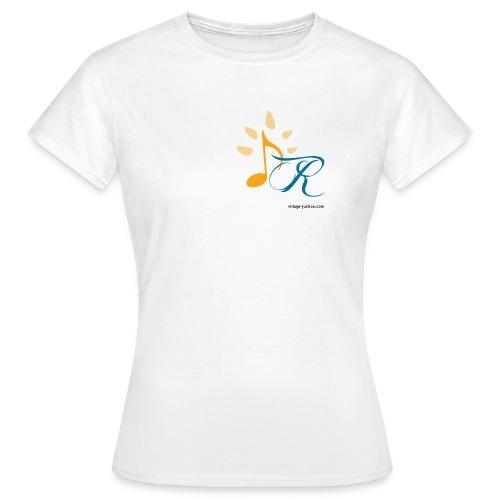 T-Shirt Notaire - T-shirt Femme