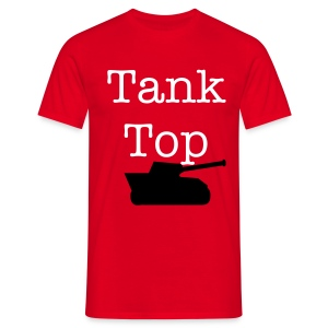 Tank Top - Men's T-Shirt