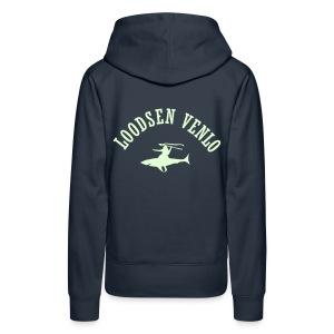 Alleen voor loodsen:  Sweater - Vrouw  - Vrouwen Premium hoodie