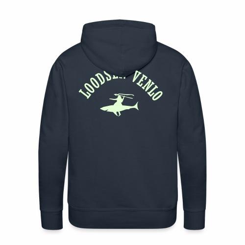 Loodsen trui: man - Mannen Premium hoodie