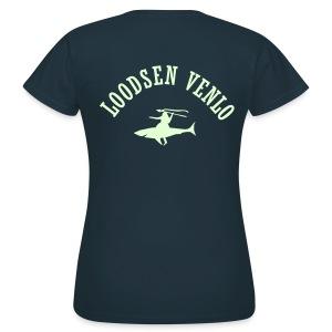 Alleen voor Loodsen:  T-shirt - vrouwen - Vrouwen T-shirt
