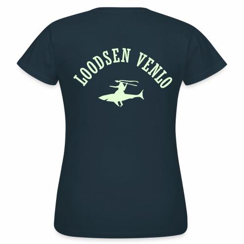 Loodsenshirt: vrouw - Vrouwen T-shirt