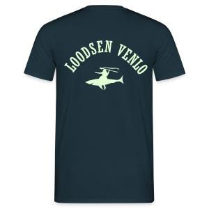 Alleen voor Loodsen:  T-shirt - man - Mannen T-shirt