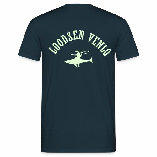 Loodsenshirt: man - Mannen T-shirt