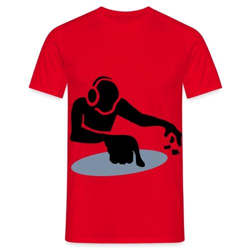 Wolf Family - Men's T-Shirt