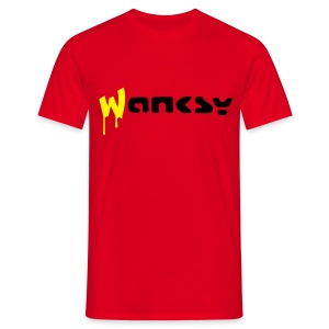 Wanksy - Men's T-Shirt