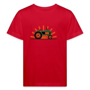 TRAKTOR T-shirts - Ekologisk T-shirt barn