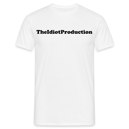 TheIdiotProduction  - Männer T-Shirt