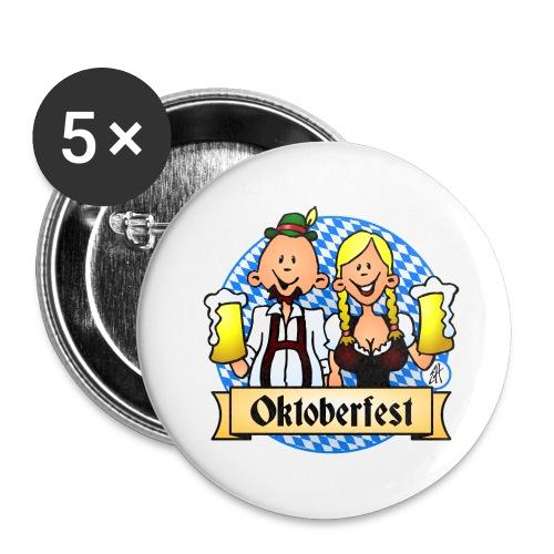 Mercilles  •♔• - Buttons groß 56 mm (5er Pack)