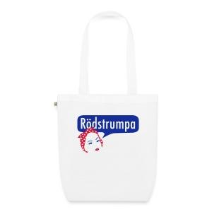 RÖDSTRUMPA 1 Väskor & ryggsäckar - Ekologisk tygväska
