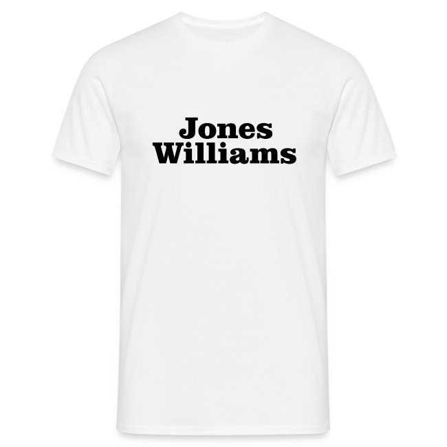 Jones Williams