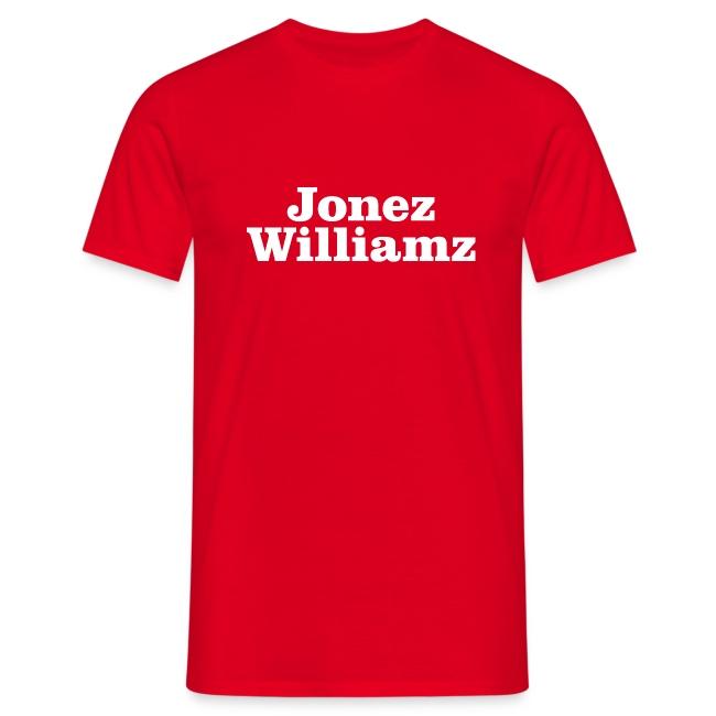 Jonez Williamz