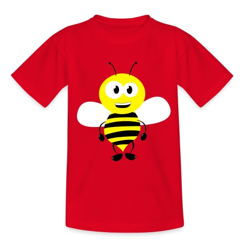 Bijtje - Kinder T-shirt - Teenager T-shirt