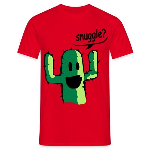 Snuggle?  - Men's T-Shirt