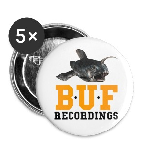 BUF Badge Pack - Buttons small 25 mm