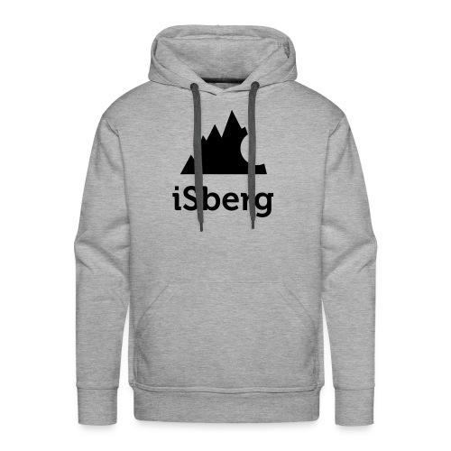 Ice berg ahead! - Men's Premium Hoodie