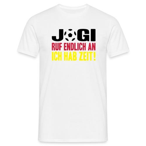 Ruf AN! - Männer T-Shirt