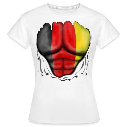 mit Herz und Seele - Frauen T-Shirt