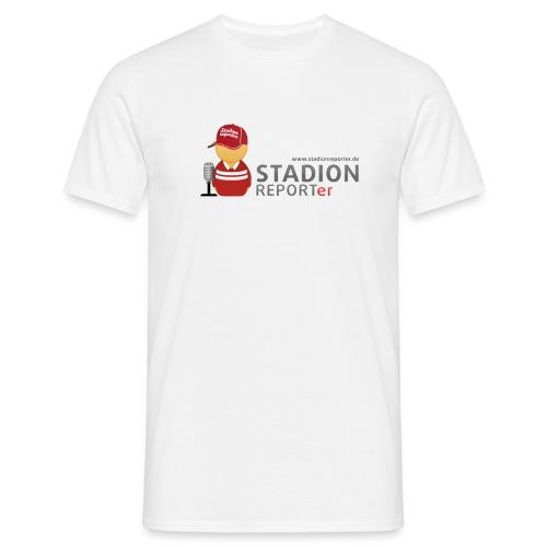 Stadionsprecher - Männer T-Shirt