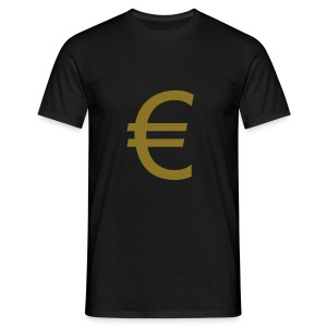 Flash that cash - Men's T-Shirt