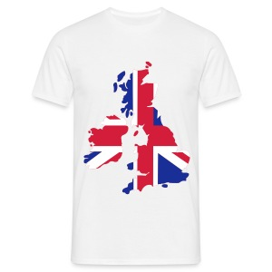uk union jack uk union jack  - Men's T-Shirt