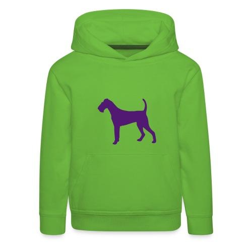Kinder Kapuzen-Shirt - Kinder Premium Hoodie