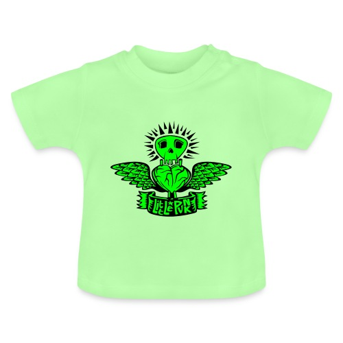 little furry punk - Baby T-Shirt