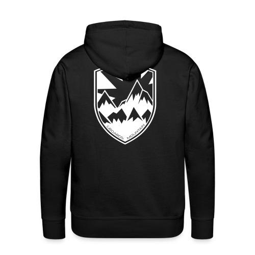 Gboards, Wappen, Kapuzenpullover - Männer Premium Hoodie
