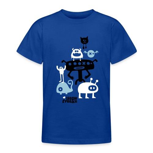 Kinder T-Shirt Little Freakz - Teenager T-Shirt
