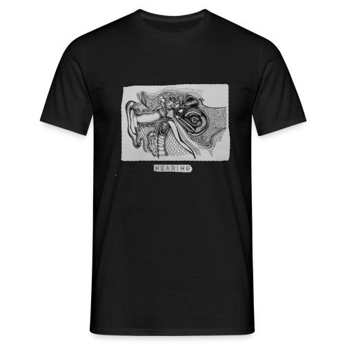 SENSES: HEARING - Men's T-Shirt