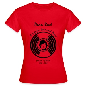 Dean Reed Revue SB'11 Women - Frauen T-Shirt
