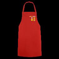 Schürzen ~ Kochschürze ~ Der General kocht!