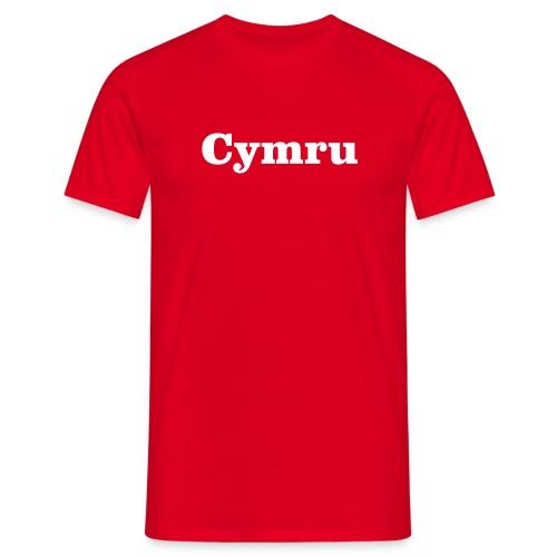 Cymru - Men's T-Shirt