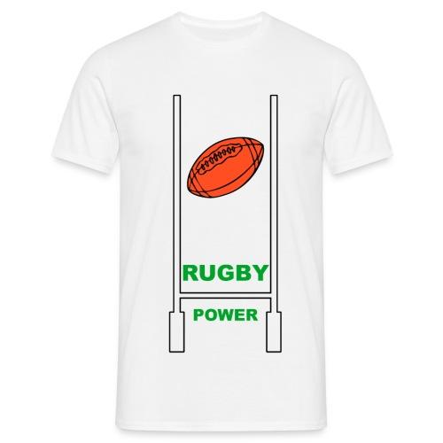 t-shirt rugby sport basque - T-shirt Homme