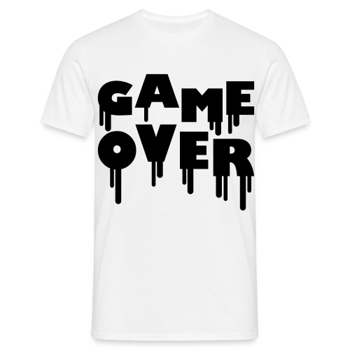 :: Team SAW :: Game Over - T-shirt Homme