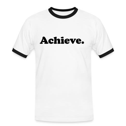 Achieve - T-shirt contrasté Homme