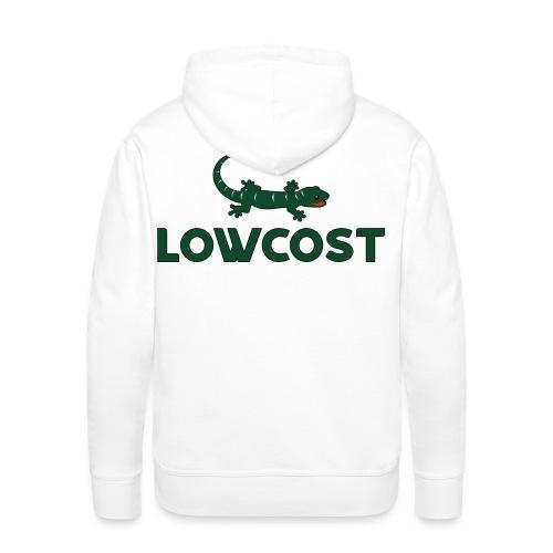 Low Cost - Sweat-shirt à capuche Premium pour hommes