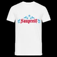T-Shirts ~ Männer T-Shirt ~ Saupreiß