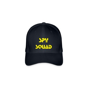 SWEET-WEAR Spy Squad Hat - Flexfit Baseball Cap