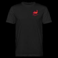 T-Shirts ~ Männer Bio-T-Shirt ~ Fischkutter mit Schriftzug »Zingst«